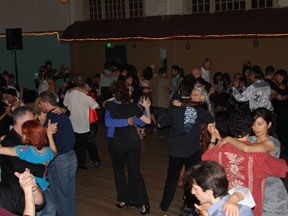 Portland Police Athletic Academy Tango Dance